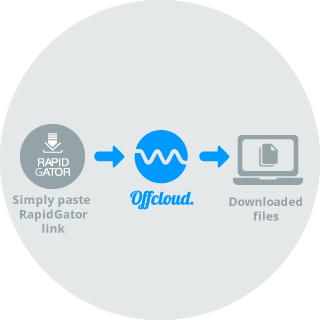 Offcloud partners with Rapidgator to make downloading a charm